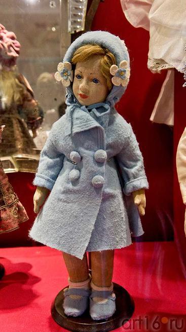 Принцесса Элизабет. 1930 г. Чад Велли::Та самая кукла