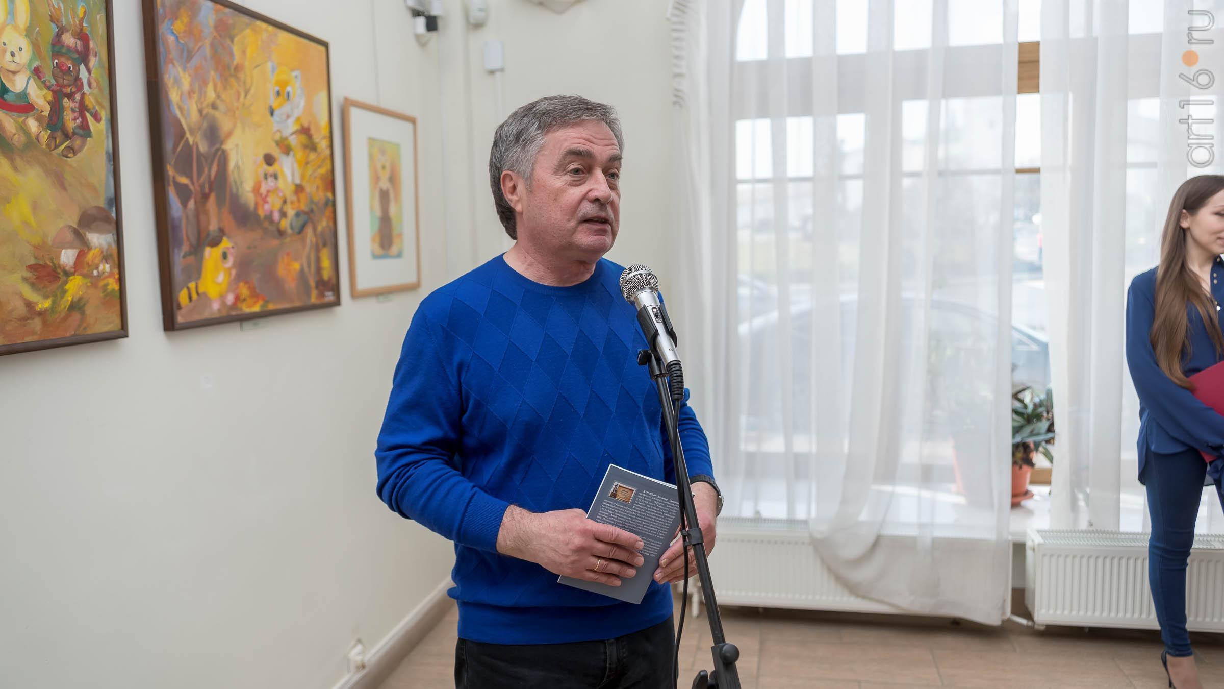 ::Елена Сунгатова. Персональная выставка. НМ РТ, Казань — 2018