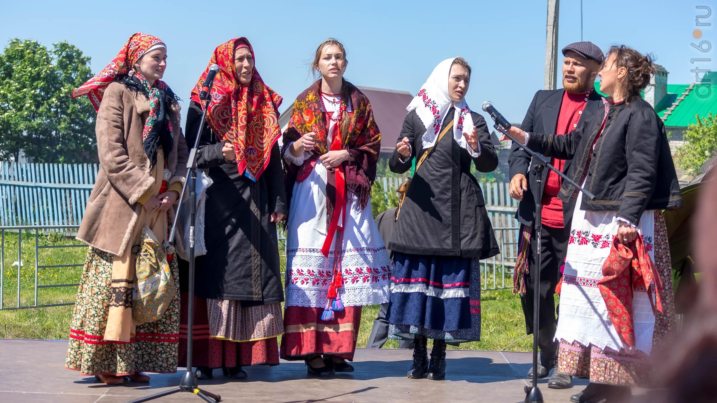 ::XXVI Всероссийский фестиваль русского фольклора «Каравон-2018»
