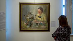 ВЕРА ВИЛЬКОВИСКАЯ (1890 -1944) Живопись. Графика