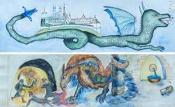 Презентация  книги ''Легенды Казани'' издательства ''Юлбасма''