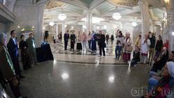 Открытие выставки «Искусство шамаиля: традиции и новации»