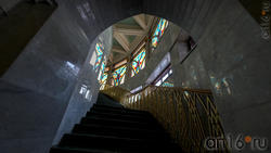 Лестница мечети Кул Шариф