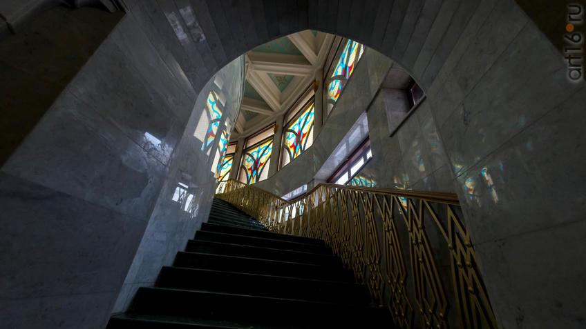 Фото №943236. Лестница мечети Кул Шариф