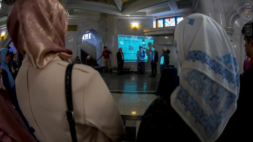 Открытие выставки «Искусство шамаиля: традиции и новации»::Искусство шамаиля: традиции и новации