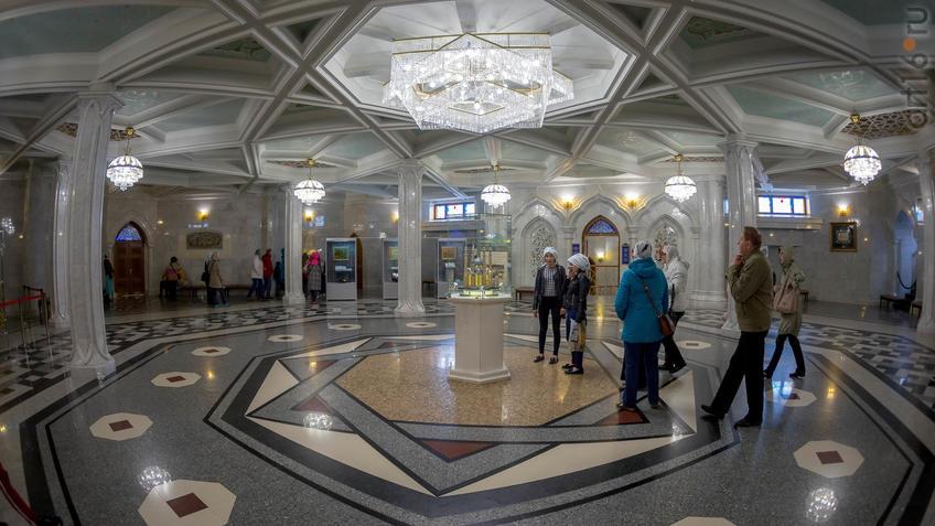 Мечеть Кул Шариф::Искусство шамаиля: традиции и новации