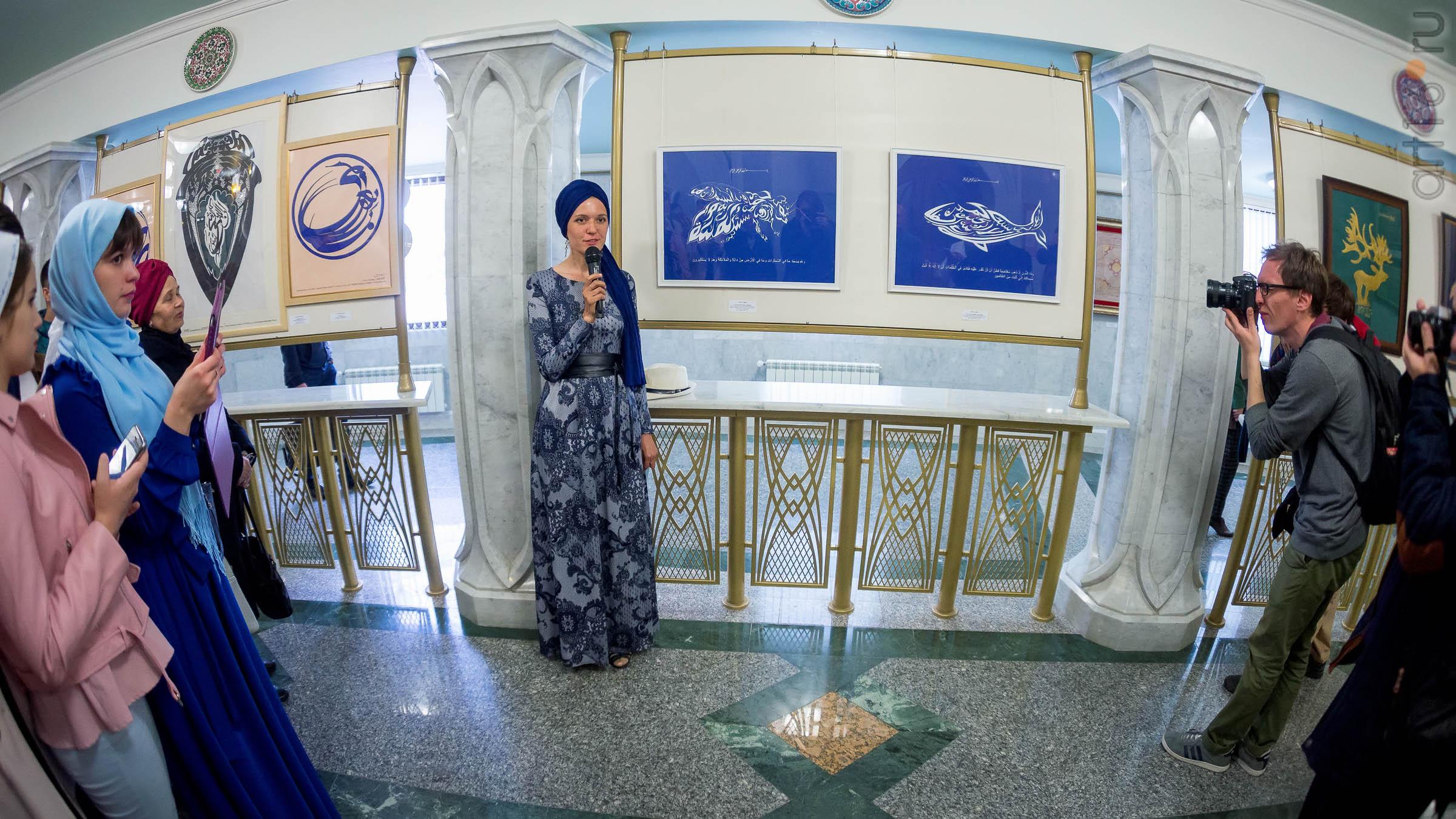 Роза Хузина::Искусство шамаиля: традиции и новации