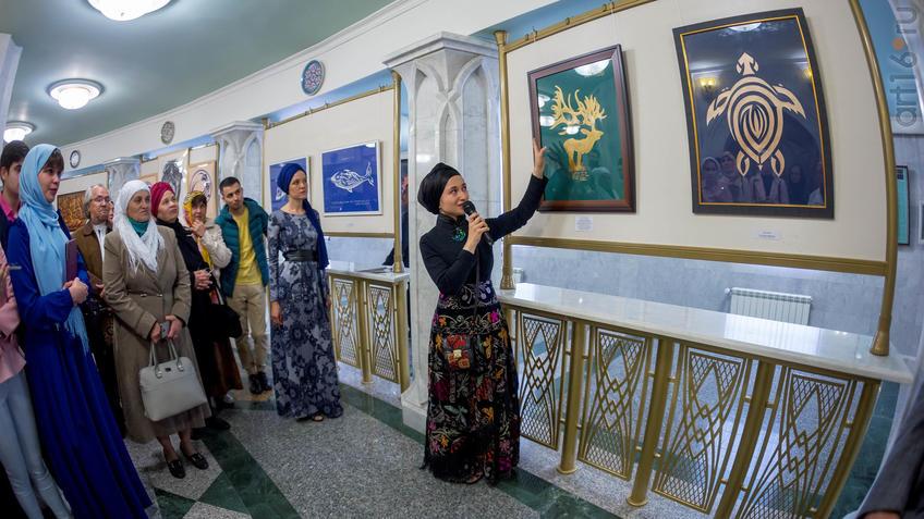 Гульназ Исмагилова::Искусство шамаиля: традиции и новации