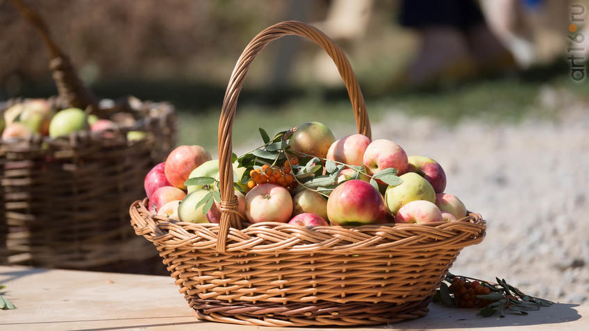 ::Красновидово. Яблочный спас. 2018
