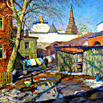 29-04-08 Открытие выставки художников Татарстана