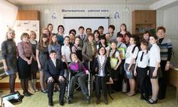 На фестивале ''Галактика любви'' в Альметьевске. Февраль, 2012