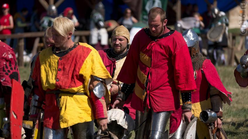 ::Фестиваль средневекового боя «Великий Болгар» — 2018