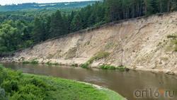 Река Хопер, Тарасова гора, Балашов, Саратовская область