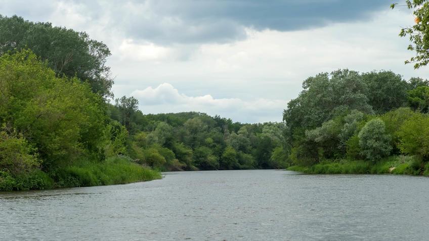 Река Хопер::2018