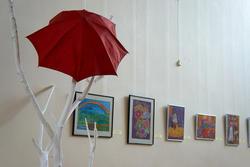 «Путешествие красного зонтика»