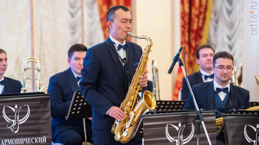 Филармонический джаз-оркестр Республики Татарстан::Журналу ''Казань'' - 25 лет