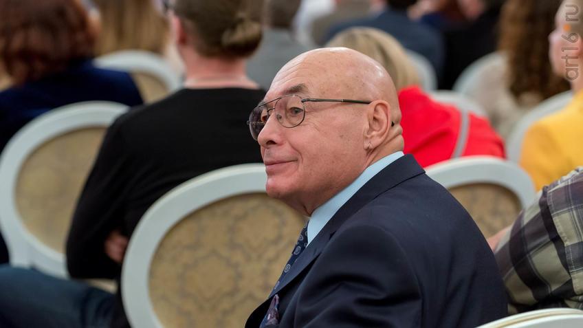 Надир Альмеев::Журналу ''Казань'' - 25 лет