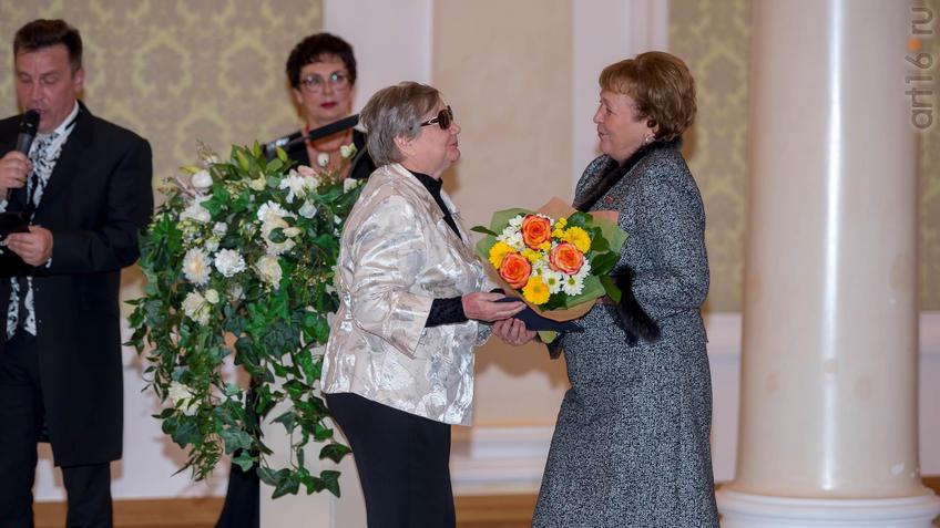 Фото №946421. Вера Петровна Кирпичникова, Римма Атласовна Ратникова