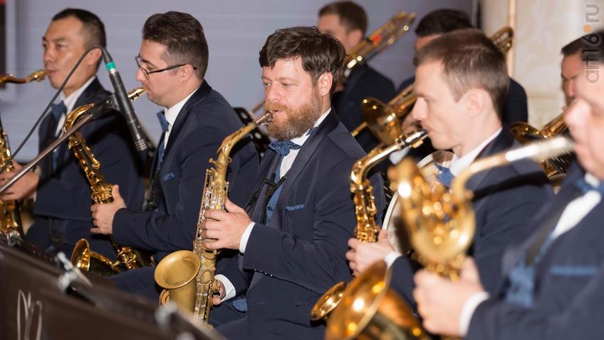 Фото №946436. Филармонический джаз-оркестр Республики Татарстан