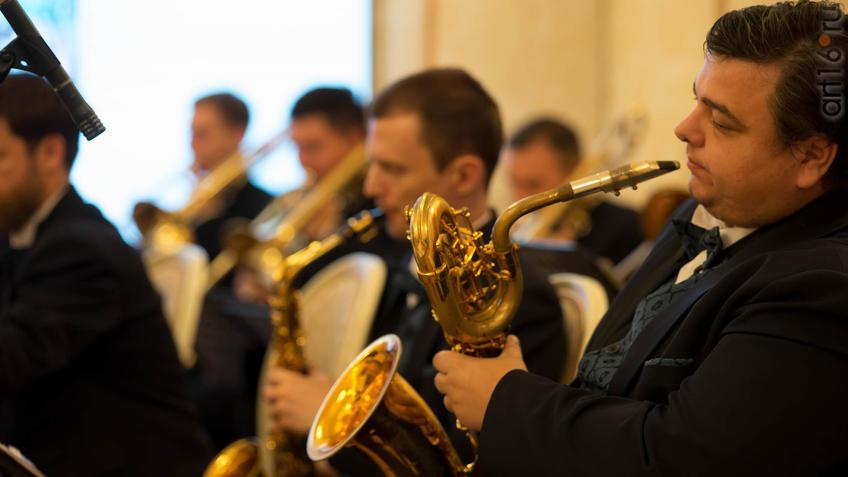 Фото №946501.  Филармонический джаз-оркестр Республики Татарстан