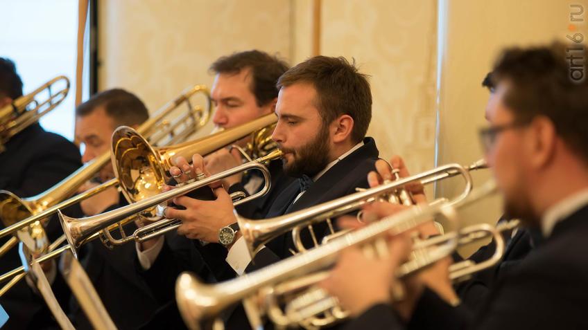 Фото №946511.  Филармонический джаз-оркестр Республики Татарстан