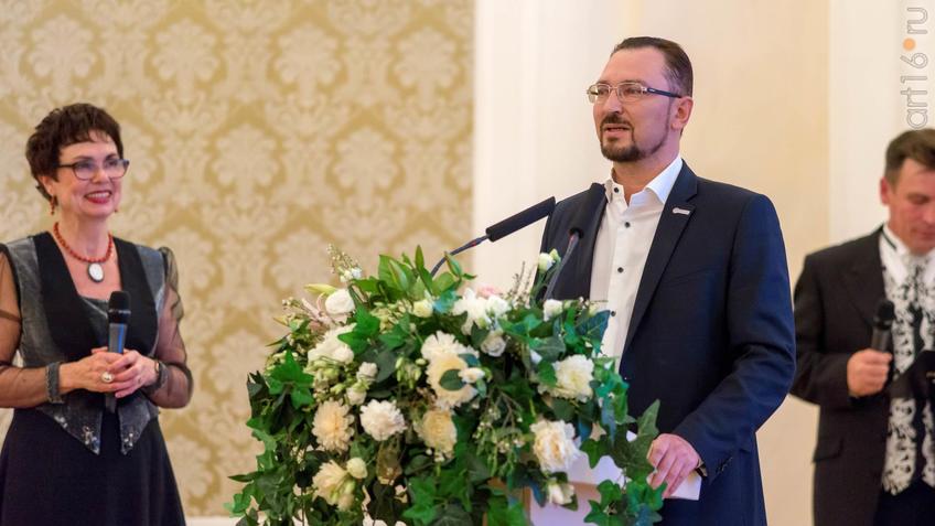 Кузьмин Андрей Владимирович::Журналу ''Казань'' - 25 лет