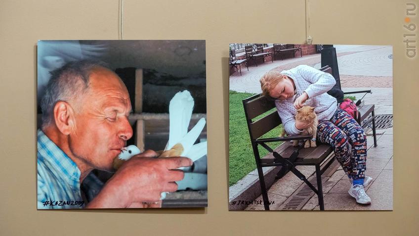 Эдуард Хайруллин  фотовыставка ʺДвоеʺ::Журналу ''Казань'' - 25 лет