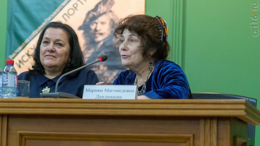 Фото №946568. Светлана Борисовна Адаксина, Мариям Магомедовна Дандамаева