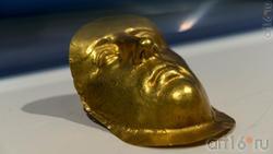 Портретная погребальная маска