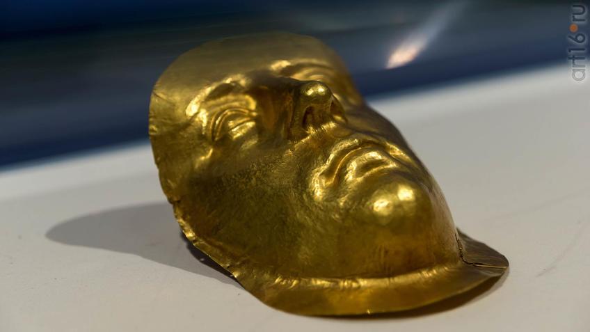 Фото №946613. Портретная погребальная маска
