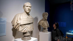 Портрет императора Филиппа Араба