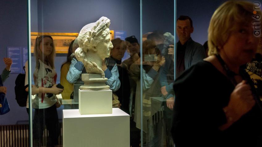 Портрет Ливии, жены императора Августа::Искусство портрета