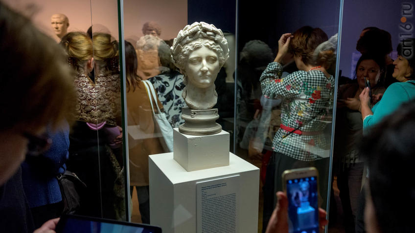 Фото №946683. Портрет Ливии, жены императора Августа