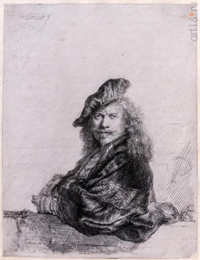 Рембрандт Харменс ван Рейн::Искусство портрета