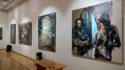 Пятая межрегиональная академическая выставка-конкурс «Красные ворота /Против течения - 2018»