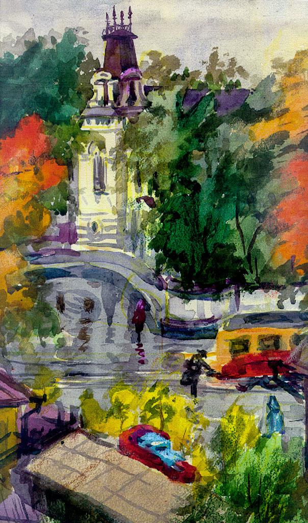 Фото №94748. Осенний этюд.Музей ИЗО. Мавровская Магдалина