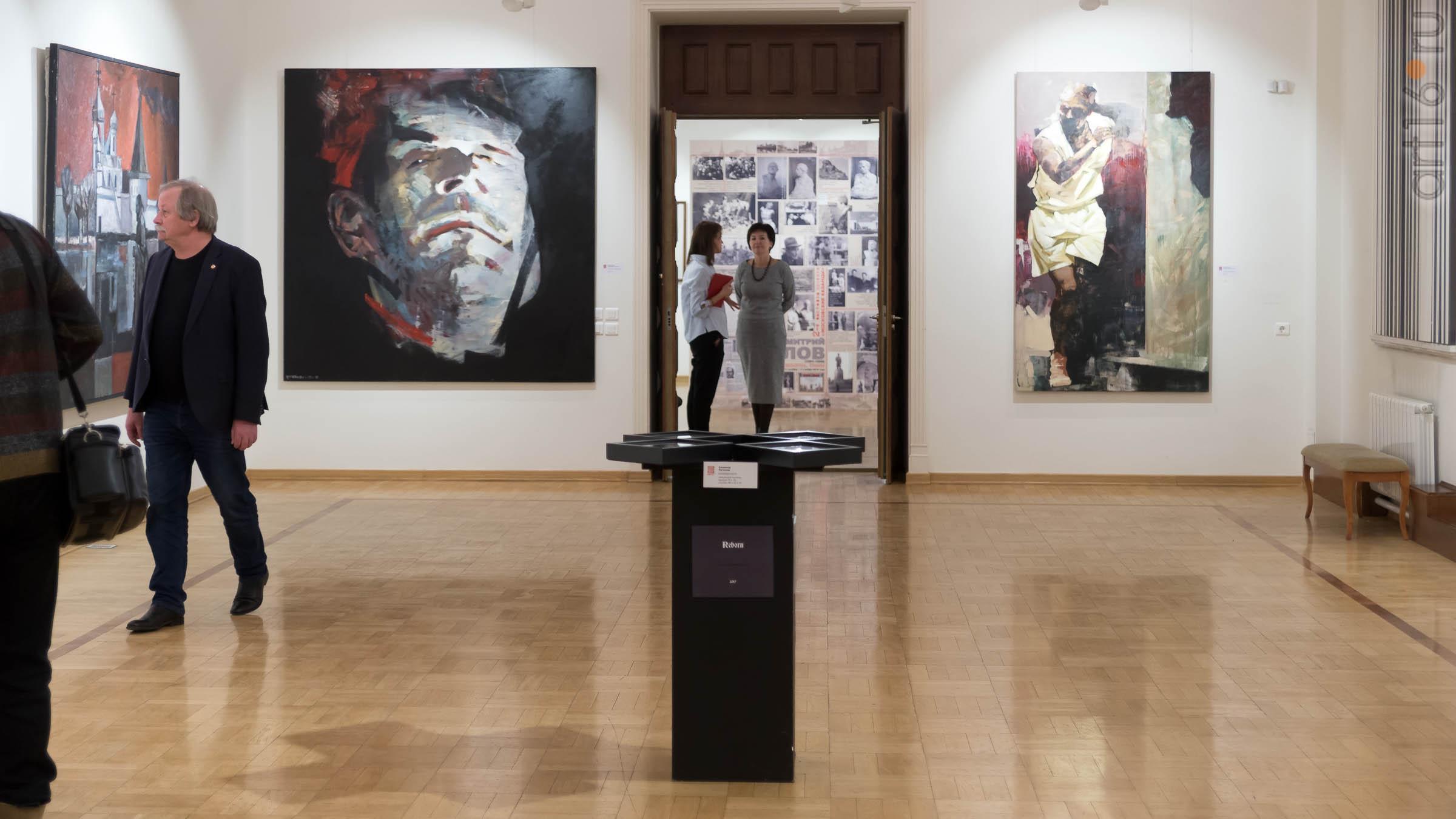 ::Пятая межрегиональная академическая выставка-конкурс «Красные ворота /Против течения - 2018»