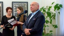 Надир Альмеев. Выставка «Колокола Хиросимы»