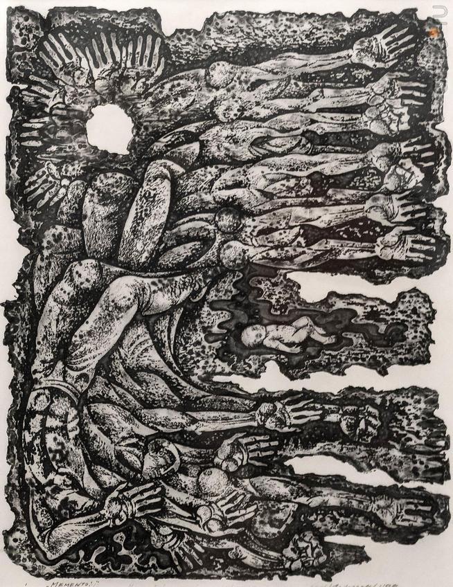 Фото №947667. Триптих Мементо («Помни»). 1977