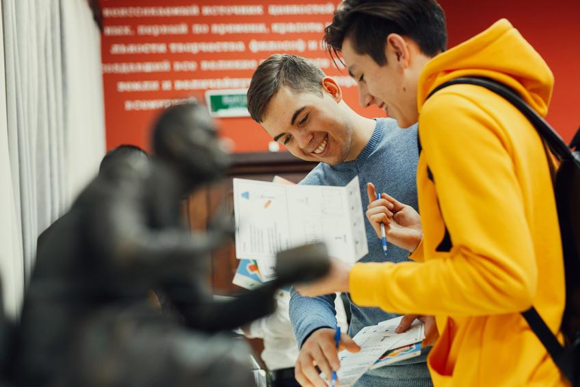 Фото 1: «Квестигра»::Квест по финансовой грамотности «Стартап челлендж»