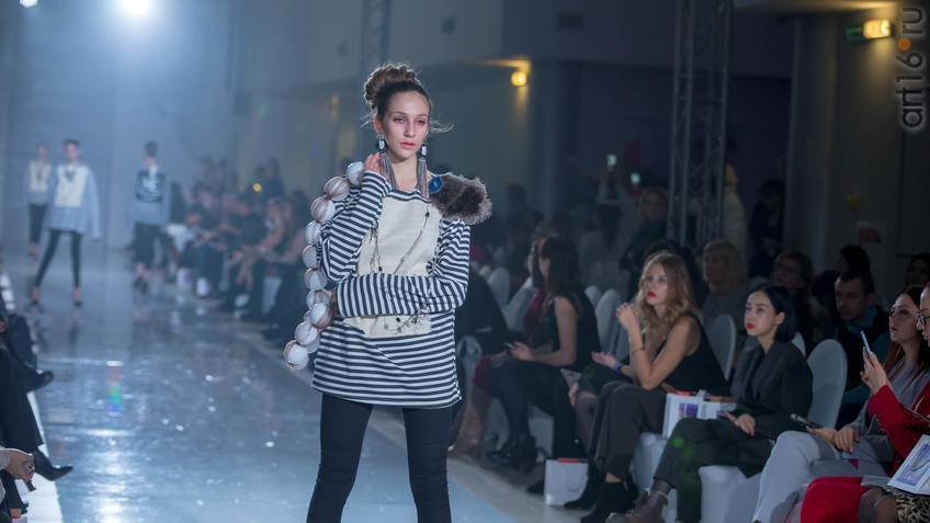 ::Международная Неделя моды Volga Fashion Week — 2018