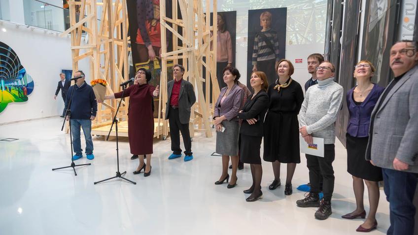 ::Открытие ГСИ ГМИИ РТ после реконструкции