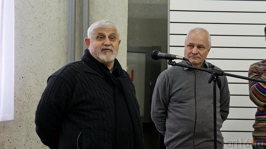 Фото №95221. Александр Славутский, Валерий Павлов