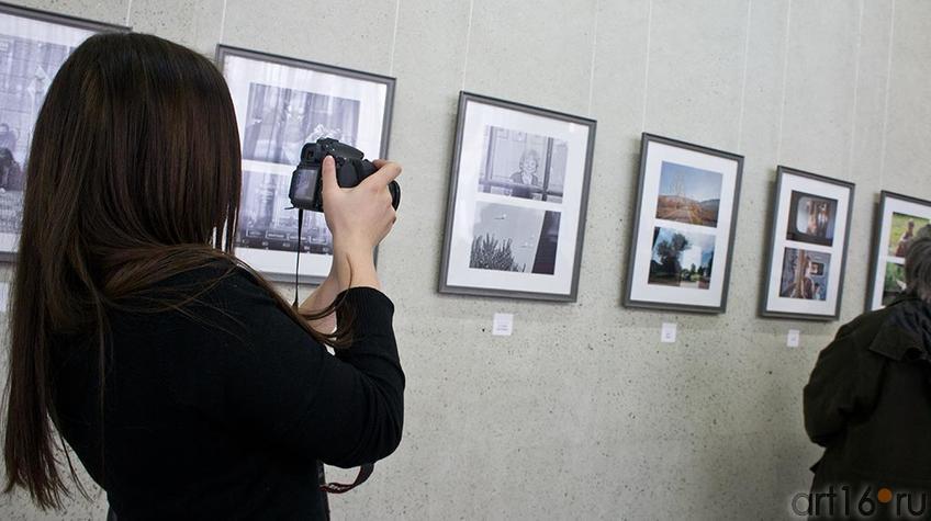 Фото №95245. На фотовыставке И.Славутского  «Фотография – любовь моя»