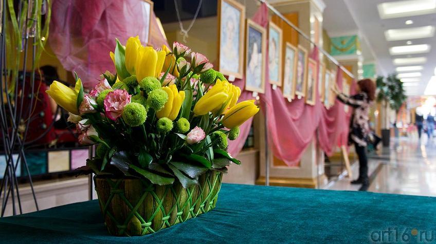 Фото №95258. Выставка в ГРК « Корстон-Казань» ''Двенадцать месяцев кисти Лады Аюдаг''