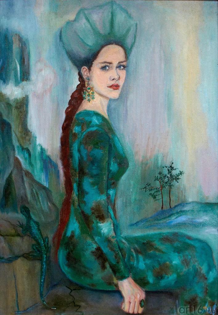 хозяйка медной горы сказка рисунки