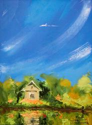 Много неба. 2010. Миля Нуруллина
