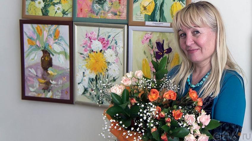 Миля Нуруллина. НМ РТ,  8 марта 2012::8 марта 2012. «О, женщина – дар материнства и любви!»