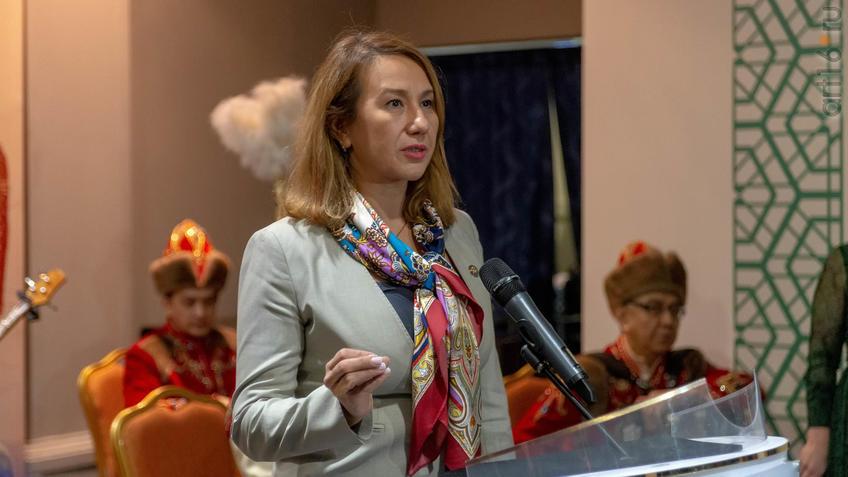 Фото №954432. Ирада Аюпова, министр культуры РТ