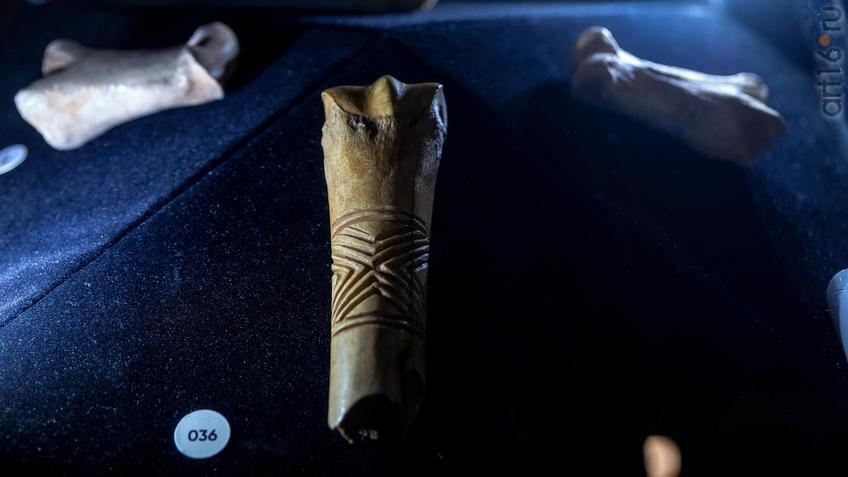 Фото №954477. Костяное изделие. Центральный Казахстан, II тыс. - нач./ I тыс до н.э.